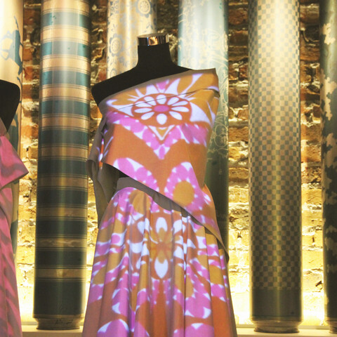 Guided tour at Forssa Museum: The City of Colourful Cloth