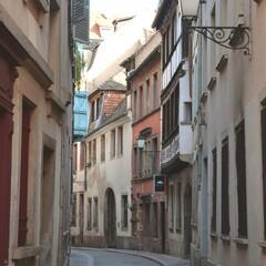 5 endroits - 5 histoires sur Strasbourg