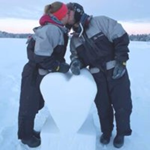 Snow Sculpting Workshop, Rovaniemi