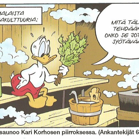 Midsummer Night Madness in Finland