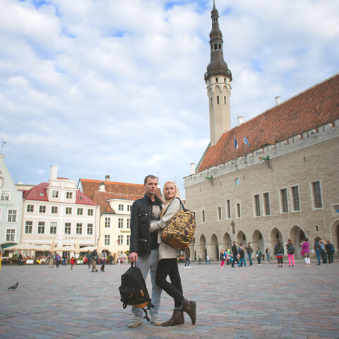 Photo tour in Tallinn