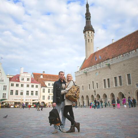 Photo tour in Tallinn