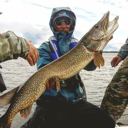 Fishing guide services