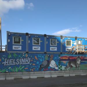Street Art & Urban Helsinki virtual tour, Helsinki