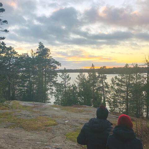 Mindful Nature Walk and Sauna Ferry