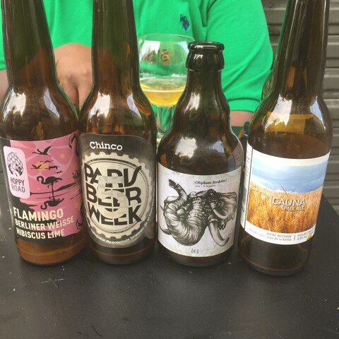 French Craft Beer Tour