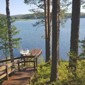 Cottage life at Lake Päijänne, Jyväskylä