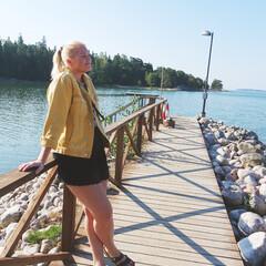 Saaronniemen uimaranta