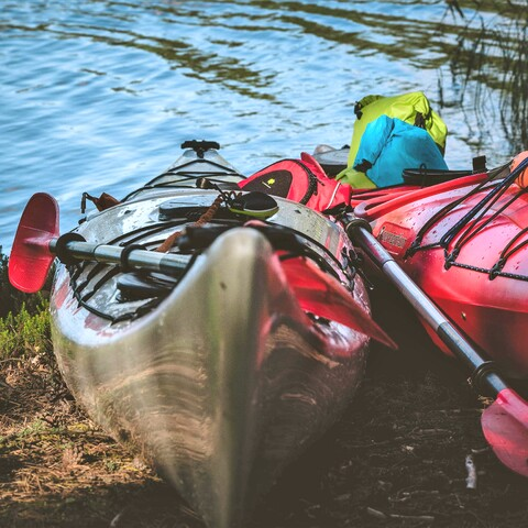1-2-3 kayak tour for beginners