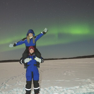 Northern Lights Tour with Ben, Rovaniemi