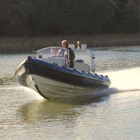 Ainutlaatuinen elämys RIB-veneellä