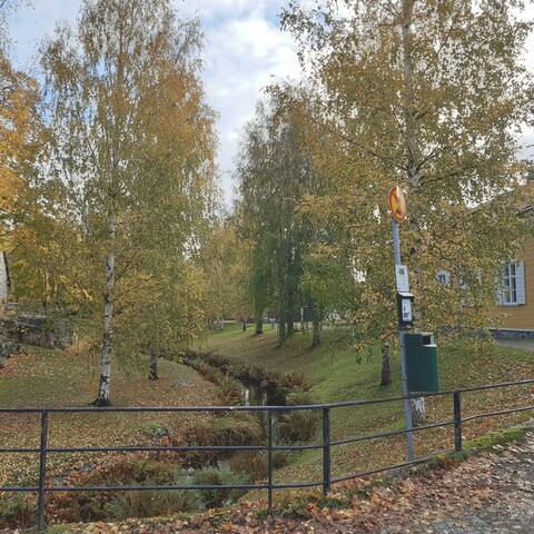 Rauma, the town of seafarers and lace makers