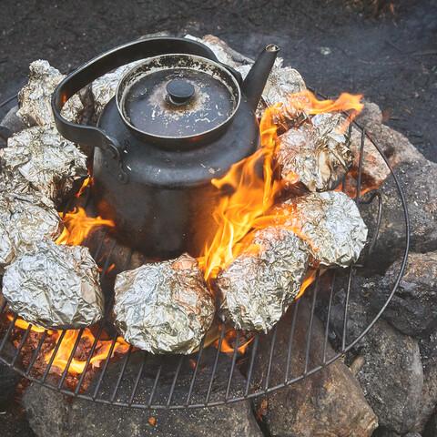 Campfire food course live