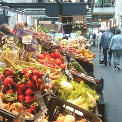 Food Market tour Tallinn