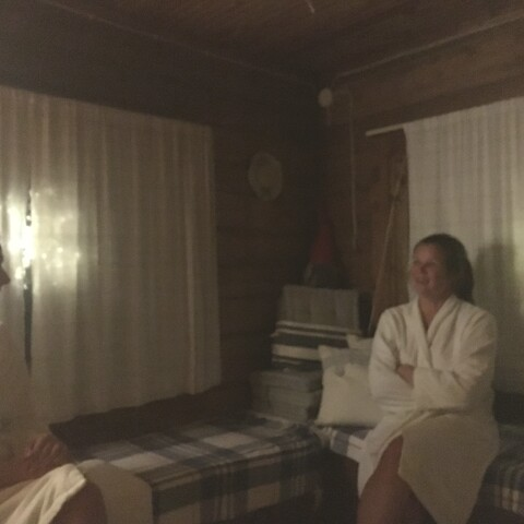 Traditional Sauna Experience