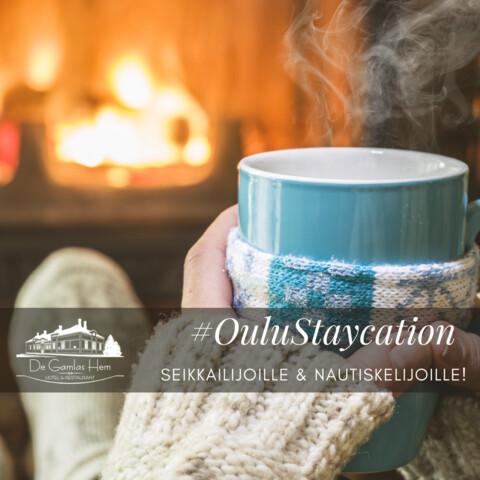Oulu Staycation Seikkailijoille+ (Suite)