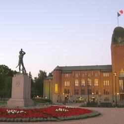 Joensuu monuments and statues