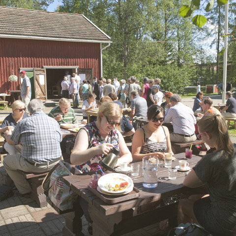 Kuhmo Chamber Music - Coffee & Cake & Conversations
