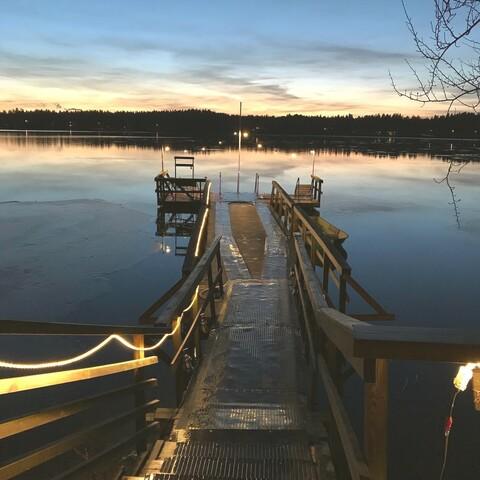 SUP Aurajoki / Lake Littoinen