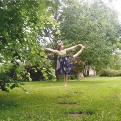 Yoga and gentle saunaexperience