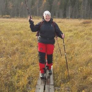 Patikointiretki Kurjenrahkan kansallispuistossa, Turku