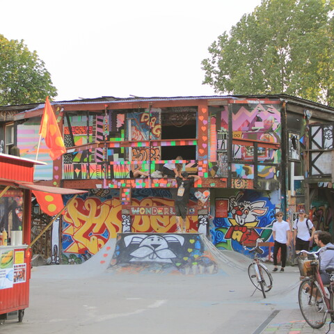 Christiania's Past and Present