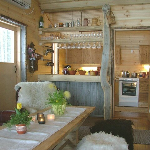 Smoke Sauna - Have a Sauna like prehistoric Finns