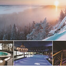 New Year in SPA Break Sokos Bomba Nurmes