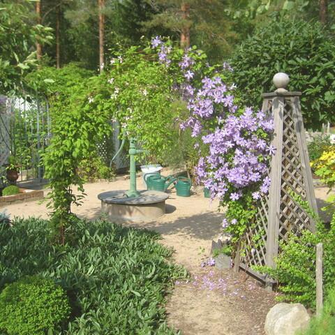 Pohjoinen puutarhaparatiisi