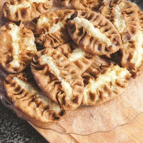 Homemade Karelian pies workshop