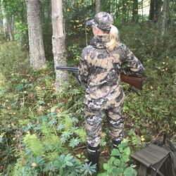 Pienriistan metsästystä Rautavaaralla