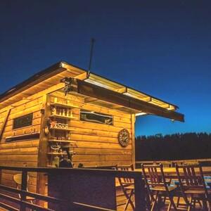 Private sauna boat cruise, Rovaniemi
