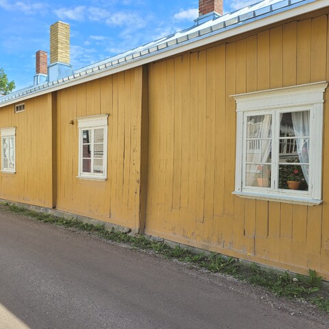 Many faces of the Old Rauma - guided tour