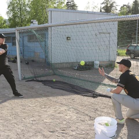 Baseball for groups