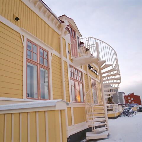 Oulu Staycation Seikkailijoille