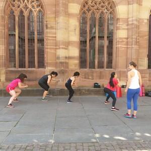 Sporty tour of Strasbourg, 斯特拉斯堡