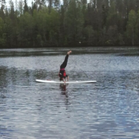 Sup boarding