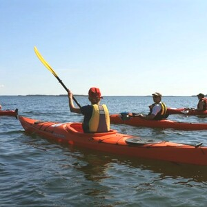 Kayaking trip in Rauma Archipelago (2h), Rauma
