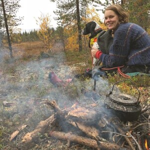 Wild cooking, Muoniovaara