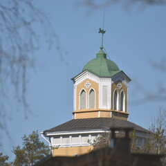 Walking tour in Kerimäki and world's biggest wooden church