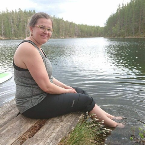 Relax with Finnish nature