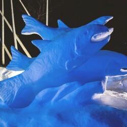 Snow Sculpting Activity