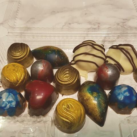 Charming chocolate