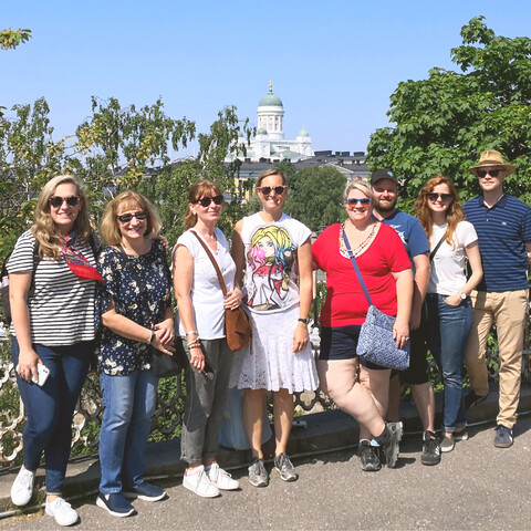 Tour Helsinki with a city planner