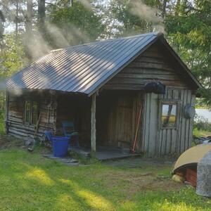 Smoke sauna in Kainuu, Kajaani