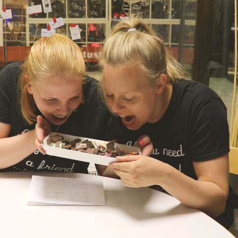 Suklaatasting / Chocolate Tasting