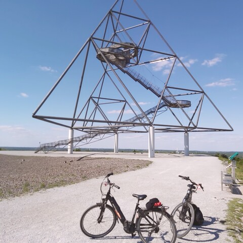 Explore the Ruhr area by bike incl. 2 nights