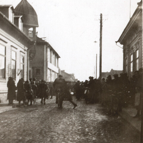 Prohibition law and Old Rauma (In Finnish)
