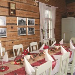 Private restaurant Vanha Kurimo