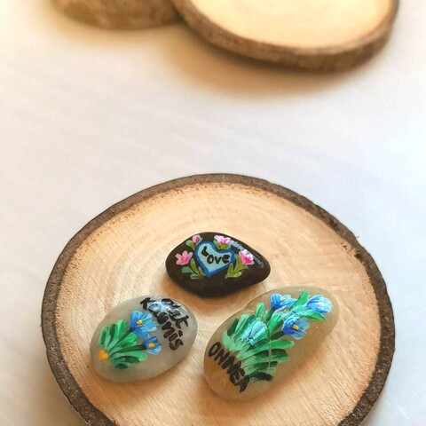 Make your own naive jewelry